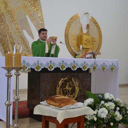 Parafialne dziękczynienie za chleb